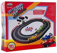 Детский автотрек с машинками Формула 1