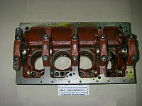 Блок цилиндров Д245-12С,7 (на 5 втулки для распредвала) (пр-во ММЗ), 245-1002001-01