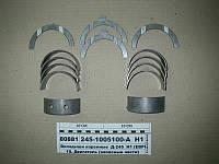 Вкладыши коренные Д-245 Н1 (СТ-ОБР) (пр-во Тамбов), 245-1005100-АТБ  Н1