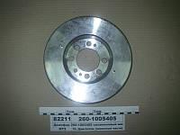 Демпфер силиконовый шкива коленвала (ИЖКС) (пр-во Радиоволна ГРУПП), 260-1005405