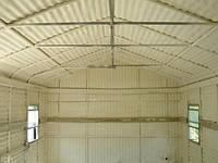 Теплоизоляция ангаров, фото 1