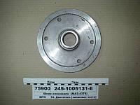 Шкив коленвала (МАЗ-4370) без шлицов (пр-во ММЗ), 245-1005131-Е