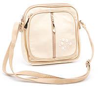 Бежевая женская сумка Б/Н art. 7152, фото 1