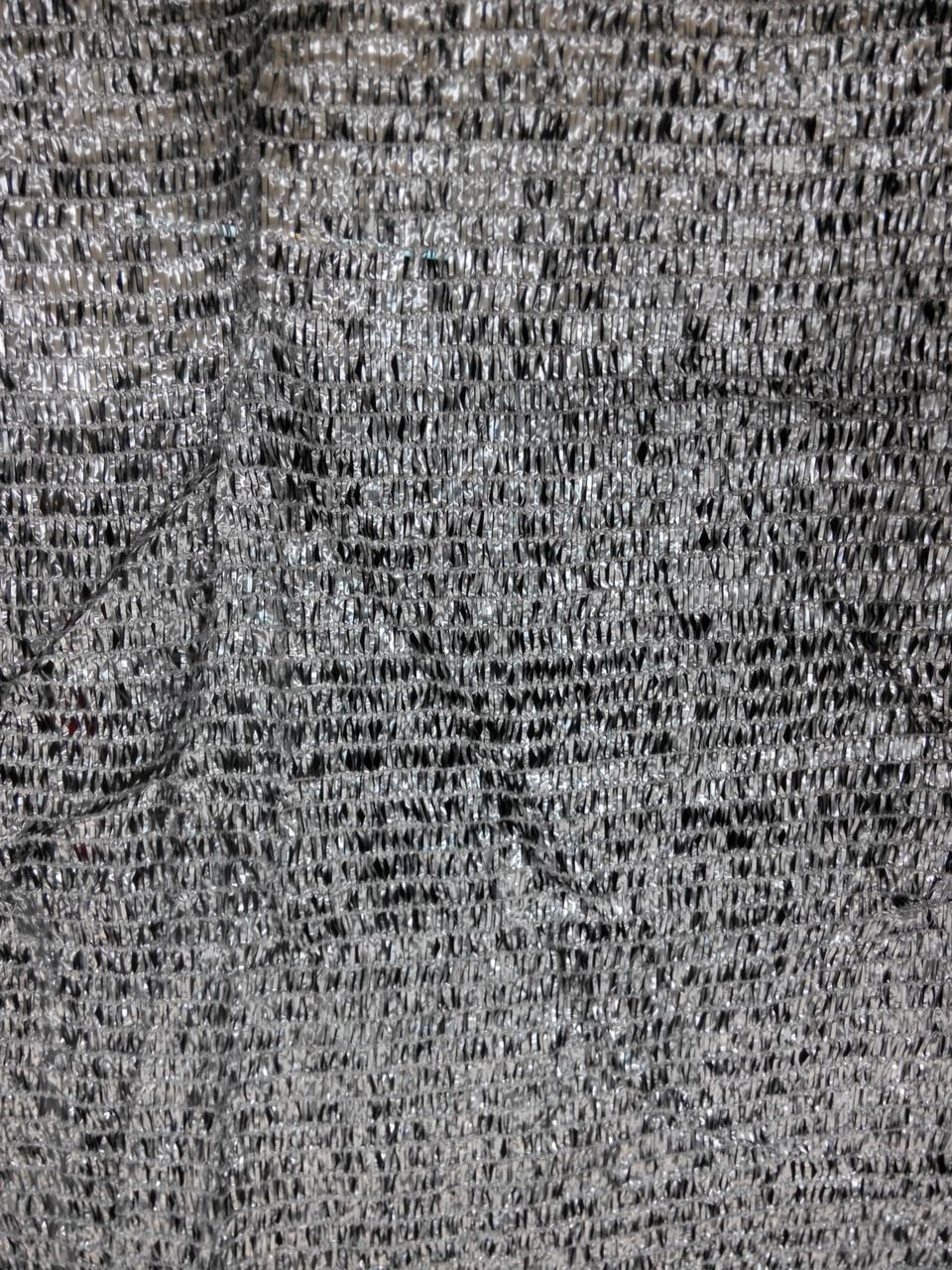 Затеняющая сетка (отражающая) 85% 4м ширина