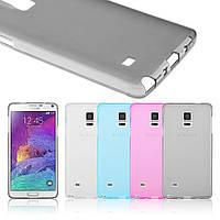 Ультратонкий силиконовый чехол для Samsung Galaxy