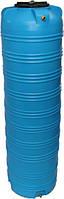 Пластиковая вертикальная емкость для хранения воды V-990 на 1000 литров