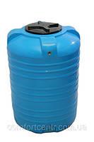Полиэтиленовая вертикальная емкость для хранения воды V-500 на 500 литров
