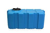 Пластиковая прямоугольная емкость на 200 литров SG-200 для хранения воды