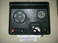 Щиток приборов на УК кабину (пр-во МТЗ), 80-3805010-Д1-01