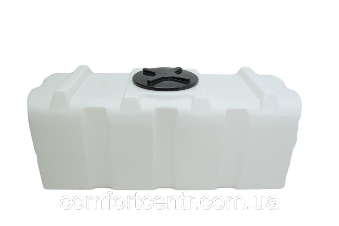 Пластиковая квадратная емкость SK-500 на 500 литров для хранения гсм