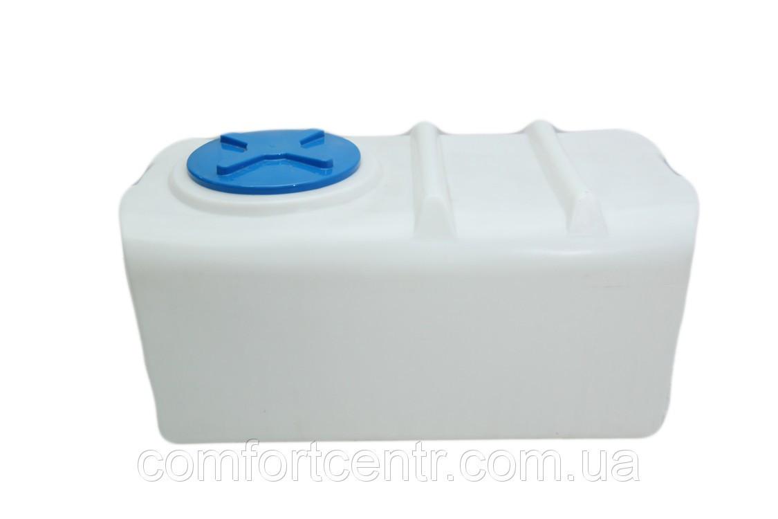 Пластиковая квадратная емкость на 300 литров SK-300 для хранения гсм