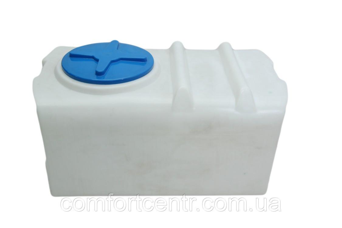 Пластикова квадратна ємність 400 літрів SK-400 для зберігання пмм