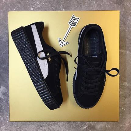 Кроссовки Puma Rihanna Suede., фото 2
