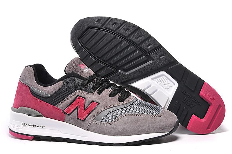 Кроссовки мужские New Balance 997 / NBC-803 (Реплика)