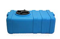 Пластиковая прямоугольная емкость для хранения токсических веществ на 100 литров SG-100