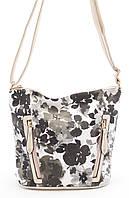 Красивая женская сумка с цветочным принтом Б/Н art. 9367