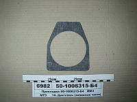 Прокладка привода ТНВД (пр-во ММЗ), 50-1006315-Б4