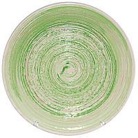 Тарелка 19 см Пастель зеленый