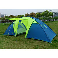 Палатка шестиместная GREEN CAMP 1002