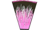 """Пакеты для цветов """"Камыш розовый"""" (уп.100шт) 9x45x50"""