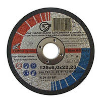 Круг зачистной ПП 125х6х22,23 14А F24 Б