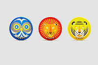 """Головоломка-лабиринт """"Зверюшки"""" (ассортимент: тигр, лев, сова), Kid О, фото 1"""