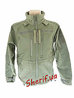 Куртка армейская тактическая MIL-TEC SoftShell Olive, 10859001