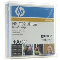 Картридж данных HP LTO-2 Ultrium 400 ГБ (C7972A)