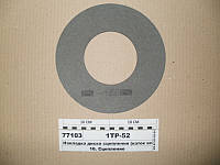 Накладка диска сцепления 230х110х4мм (каток асфальтный) (Трибо UA ТМ S.I.L.A.), 1ТР-52