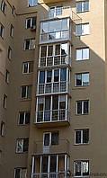 Французский балкон.Панорамное остекление Одесса