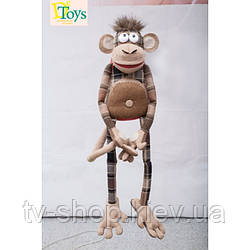 Игрушка дизайнерская обезьяна MAGO / МАГО,100 см