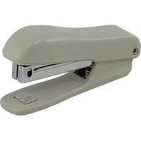 Степлер пластиковый JOBMAX 10 листов скобы №10 серый (BM.4102-09)