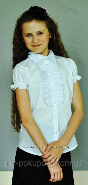 ceee4ad8835 Шикарные блузки для девочек в школу 2015