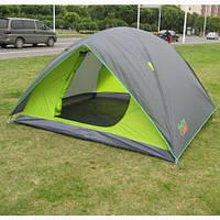 Палатка четырехместная GreenCamp 1018