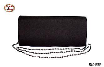 Вышитый чёрный клатч Сон, фото 2