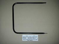 Труба крепления зеркала УК (пр-во МТЗ), 80-8201106-А