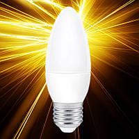 Светодиодная лампа Luxel ECO 043-NE C37 4W E27