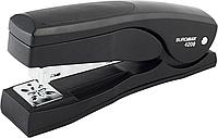 Степлер пластиковый, 20л., (скобы №24; 26), поворотный рычаг, черный (BM.4208-01)