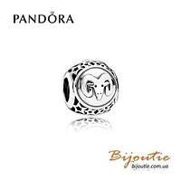 Pandora Шарм Знаки Зодиака ОВЕН №791936 серебро 925 Пандора оригинал