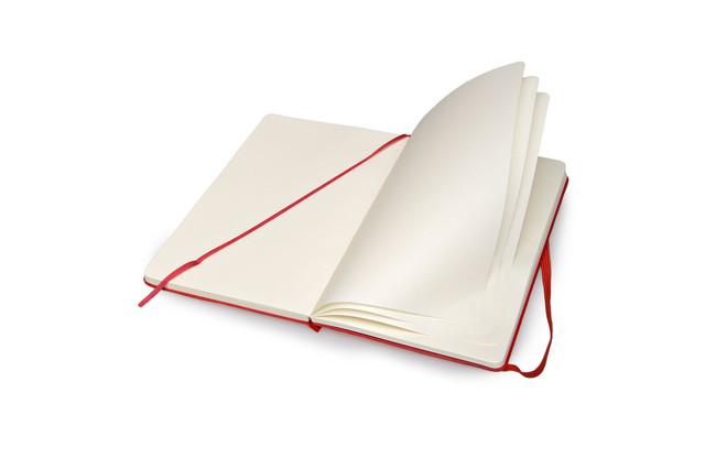 Блокнот Moleskine Minni Mouse | Средний Красный с Чистыми листами