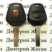 Корпус ключа для Porsche (Порше) 1 кнопки