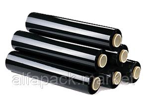 Стретч-пленка паллетная черная, 50*500 , 20 мкм