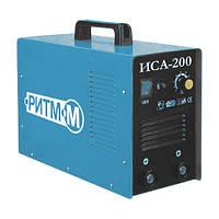 Сварочный аппарат инверторный РИТМ-М ИСА 200