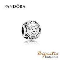 Pandora Шарм Знаки Зодиака ЛЕВ №791940 серебро 925 Пандора оригинал