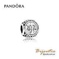 Pandora Шарм Знаки Зодиака ВЕСЫ №791942 серебро 925 Пандора оригинал