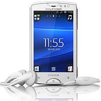 Бронированная защитная пленка для экрана Sony Ericsson Xperia mini ST15i