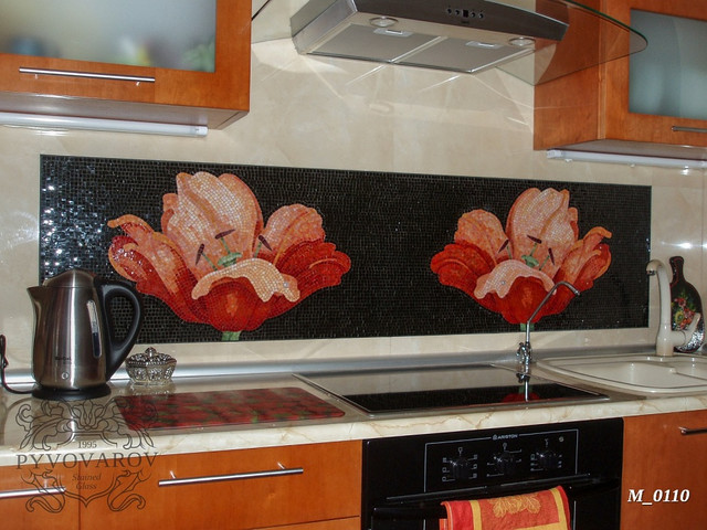 Мозаика для декора кухни
