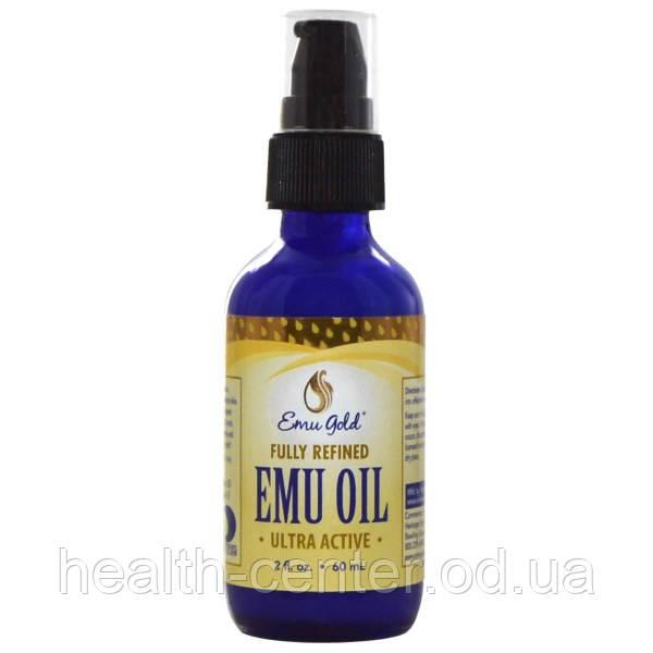 Жир эму 60 мл лечение ожогов ран   от боли в суставах Emu Gold USA