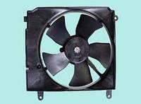 Вентилятор основной в сборе /бол.двиг./ LANOS (KOREA)