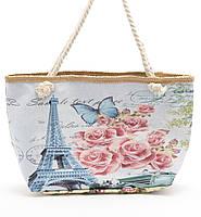 Элегантная пляжная женская сумка Б/Н art. 9463, фото 1